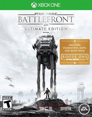 Star Wars Battlefront Ultimate Edition jaquette images (2)