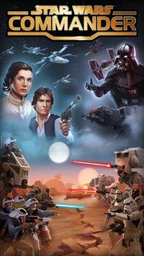 Star Wars Commander art.