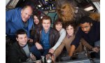 star wars disney tournate spin off han solo tournage photo officielle