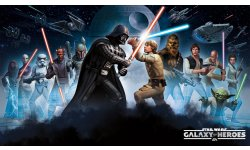 Star Wars Galaxy of heroes image
