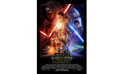 Star Wars Le Réveil de la Force The Force Awakens poster 2