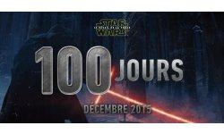 Star Wars VII 100 jours.