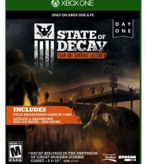 State of Decay Year One Survival One Edition 1