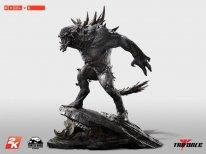 Statuette Evolve 1