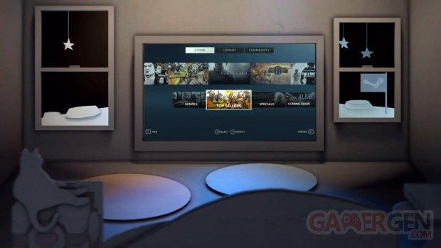 steamvr desktop theater mode