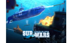 Steel Diver Sub Wars artwork