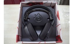 SteelSeries Arctis 3 Casque Audio Gaming Unboxing Déballage Test Note Avis Review Clint008 (5)