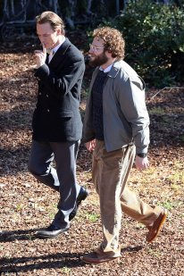 steve jobs biopic danny boyle photo tournage michael fassbender seth rogen  (1)