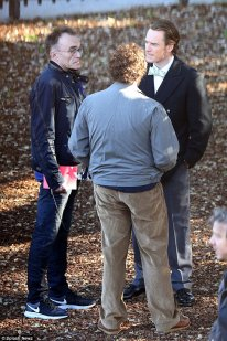 steve jobs biopic danny boyle photo tournage michael fassbender seth rogen  (2)