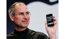 steve jobs presentation iPhone