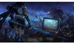 Stranger of Sword City art