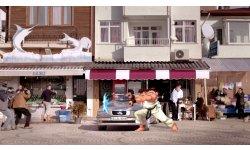 Street Fighter Hadoken Ryu Pub