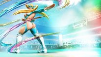 Street Fighter V 27 08 2015 Rainbow Mika art