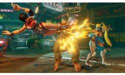 Street Fighter V 27 08 2015 Rainbow Mika screenshot 10