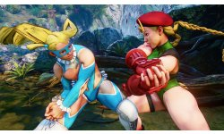 Street Fighter V 27 08 2015 Rainbow Mika screenshot 2