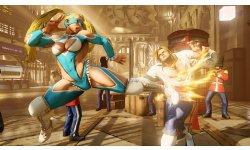 Street Fighter V 27 08 2015 Rainbow Mika screenshot 4