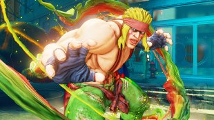Street Fighter V Alex mise a jour personnage (11)