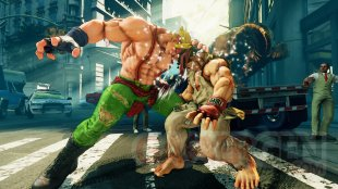 Street Fighter V Alex mise a jour personnage (5)