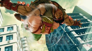 Street Fighter V Alex mise a jour personnage (8)