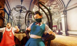 Street Fighter V Ibuki image screenshot 1
