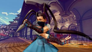 Street Fighter V Ibuki image screenshot 3