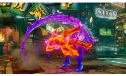 Street Fighter V image screenshot 1