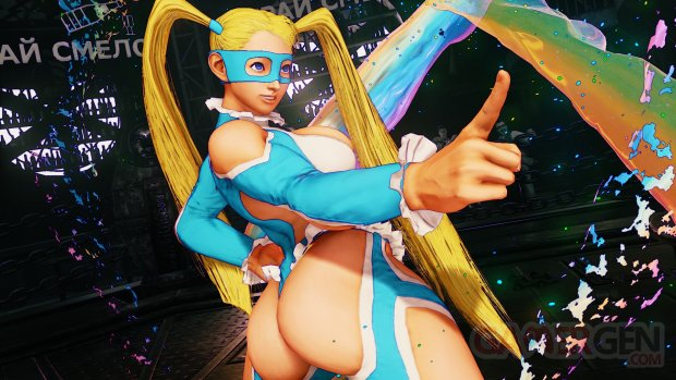 Street Fighter V image screenshot 22