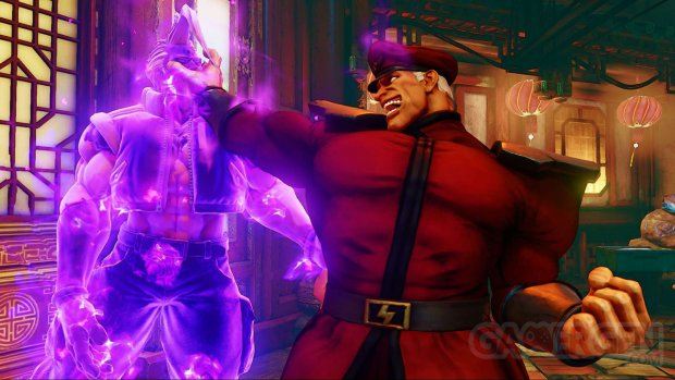 Street Fighter V image screenshot 4