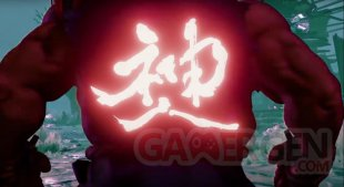 Street Fighter V images personnage Akuma
