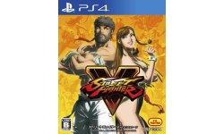 Street Fighter V jaquette laternative japon