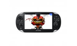 Street Fighter V Remote Play PSVita