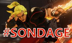 Street Fighter V Sondage de la semaine (2)