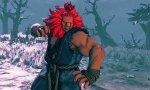 Street Fighter V : une vidéo de gameplay dévoilant les gros coups du terrible Akuma