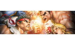 Street Fighter X Tekkn banner