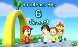 Streetpass mii plaza place 10.12.2013.