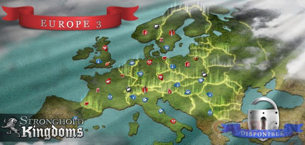 Stronghold Kingdoms Europe
