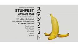 stunfest 2015 visuel affiches banane