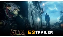 Styx Shards of Darkness trailer e3 2016