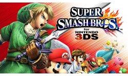Suepr Smash Bros for Nintendo 3DS