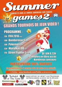 summer games 2 affiche