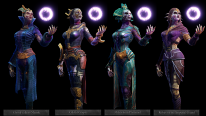 summoner skins