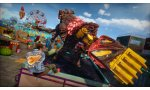 sunset overdrive 5 minutes gameplay maison