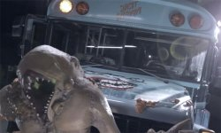 Sunset Overdrive bus head