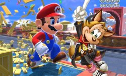 Super Mario 3D World Famitsu 13.11.2013.