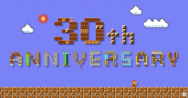 Super Mario Bros 30 ans