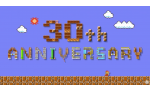 super mario bros nintendo site internet video anniversaire 30 ans