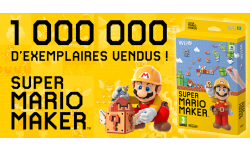 Super Mario Maker 1 million