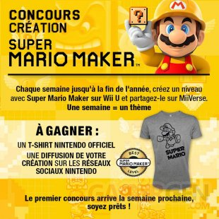 Super Mario Maker Concours