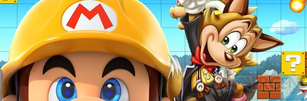 Super Mario Maker for 3DS Famitsu images