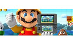 Super Mario Maker for 3DS images